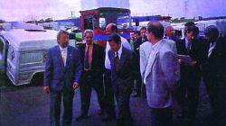 Reciclatge selectiu de vehicles industrials