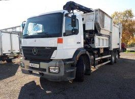 Dump truck Mercedes Axor 2528 - 1