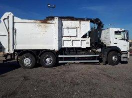 Dump truck Mercedes Axor 2528 - 3