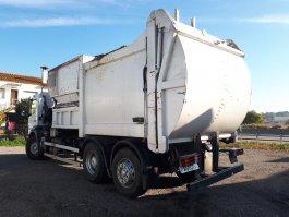Dump truck Mercedes Axor 2528 - 5