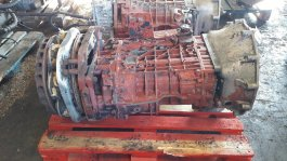 Caja cambios 6505010901 Iveco Euro-rider 391E 12.35 - 2