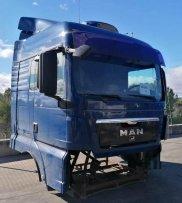 Cabina Larga-alta Man TGX 18.440 - 2