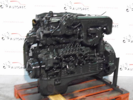 Motor B 6.60 TURBO Nissan Eco T Eco T160