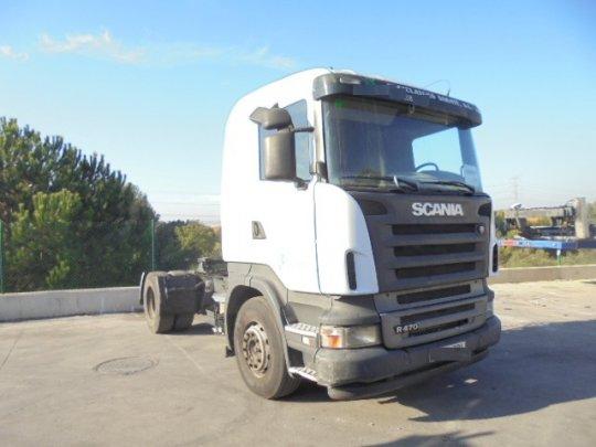 Tractorhead Scania R R470