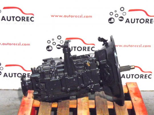 Caja cambios S5-42 Nissan Atleon 165.95