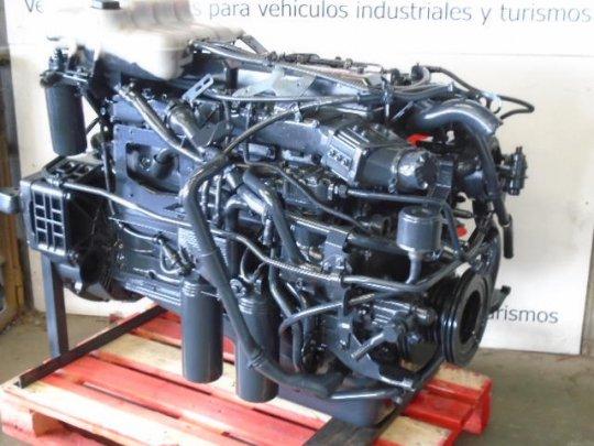 Motor D 6 B Volvo FL6 FL612
