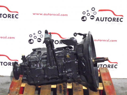 Caja cambios S5-42 Nissan Atleon 140.80