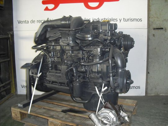 Motor B 6.60 TURBO Nissan M