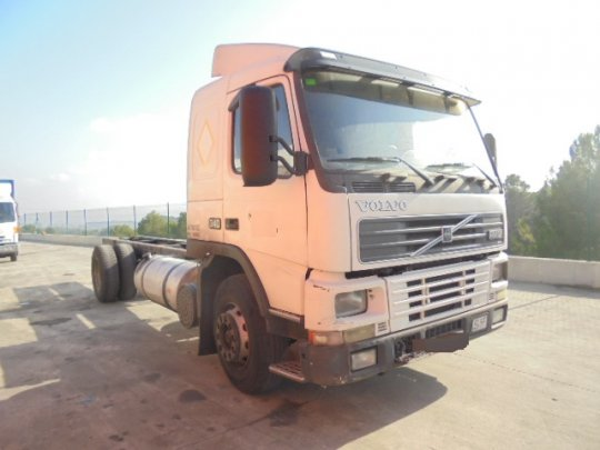 Chassis Volvo FM12 340