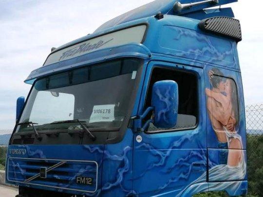 Cabina Larga-baja Volvo FM12