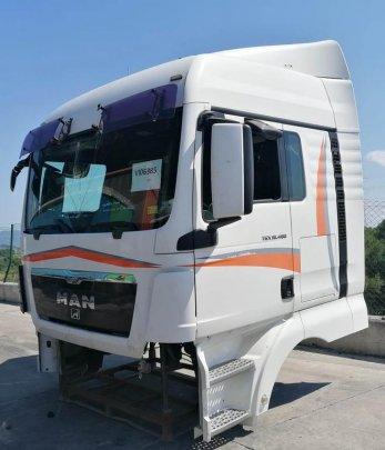 Cabina Larga-alta Man TGX 18.480  - 1