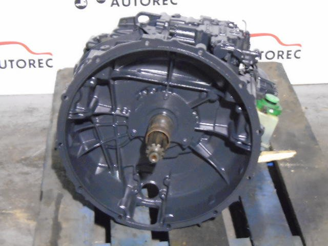 Caja cambios 6 AS 800 TO Iveco - 3