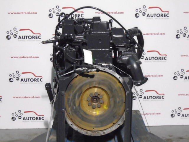 Motor D 0834 LFL 02 Man L 8.153 - 3