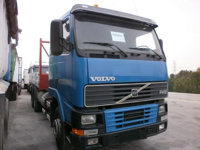 Caixa oberta Volvo FH12 FH12/420 - 1