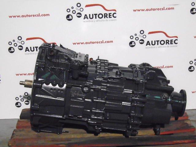 Caja cambios 16 AS 2601 ASTRONIC Iveco Eurostar 440E48 - 2