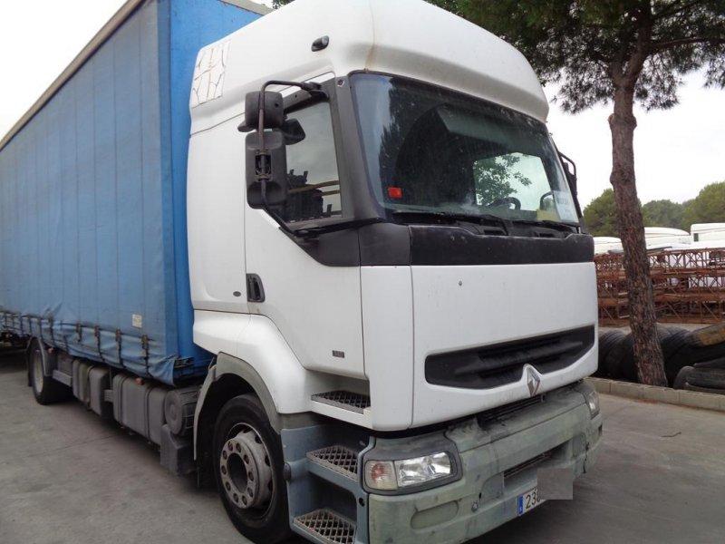 Curtainsides  Renault Premium 340 - 1