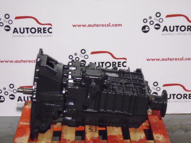 Caja cambios S 6-850 Nissan Atleon 210 - 1