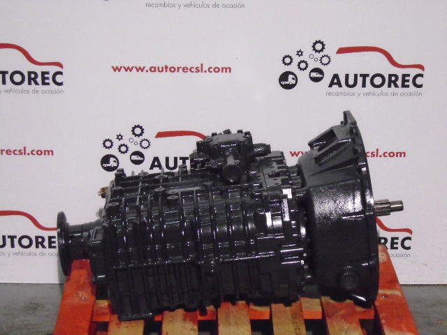 Caja cambios S 6-850 Nissan Atleon 210 - 2