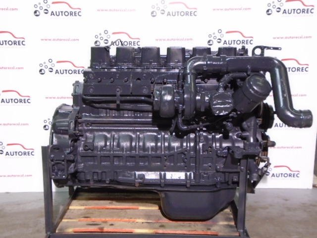Motor D 2866 LF 35 Man F 2000 19.364 - 2