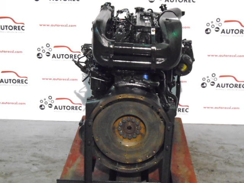 Motor B 6.60 TURBO Nissan Eco T Eco T160 - 3
