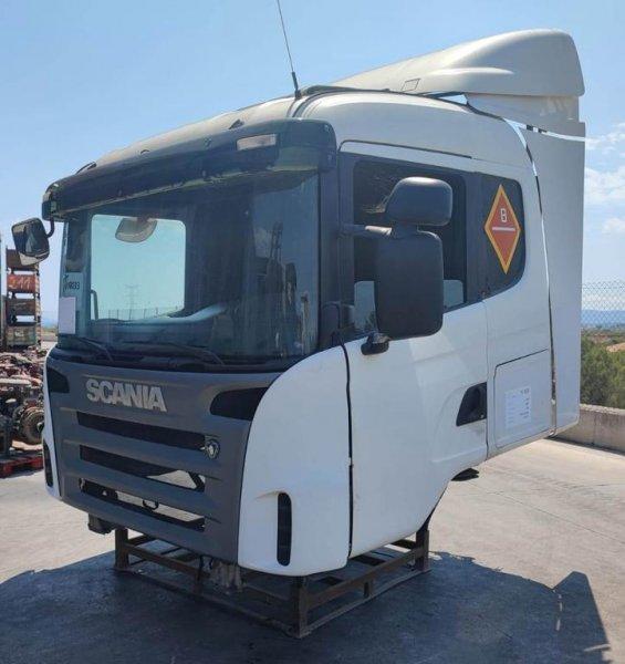 Cabina Larga-alta Scania R R420 - 1