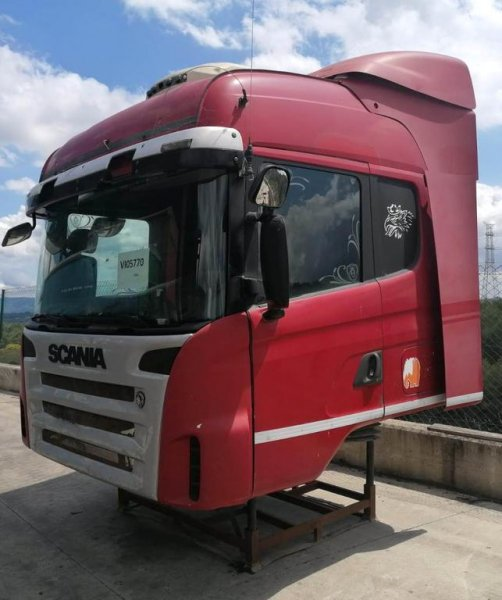 Cabina Larga-alta Scania R R500 - 1
