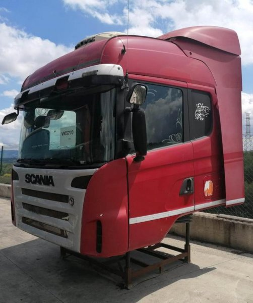 Cabina Larga-alta Scania R R500 - 2