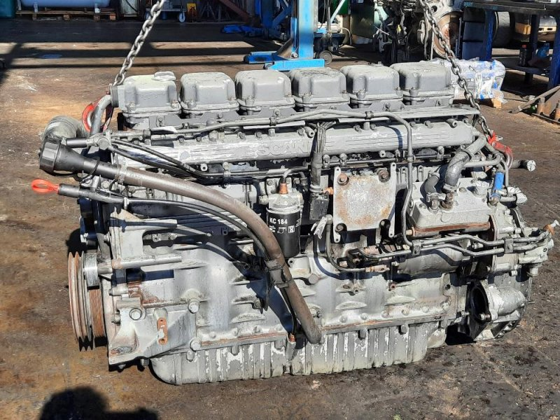 Motor DC 12 01 Scania K 124 B 420 - 2
