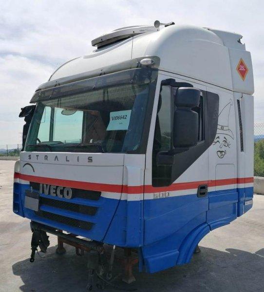 Cabina Larga-alta Iveco Stralis 440S50 - 1