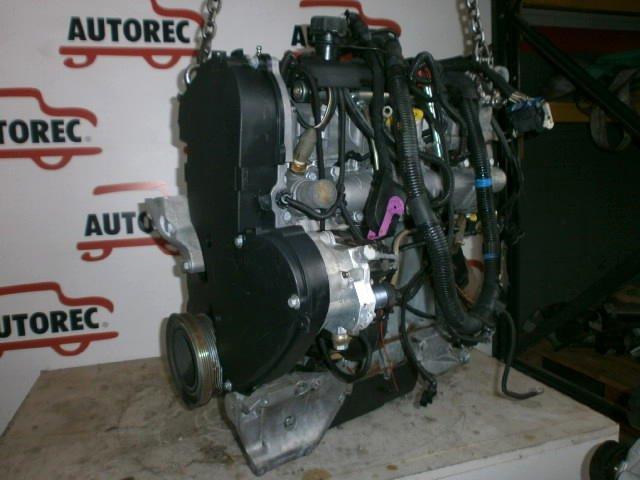Motor F1 AE 0481 C Fiat Ducato 2,8D Turbo - 1