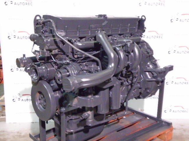 Motor F3 AE 0681 D Iveco Eurotech 440E43 - 1