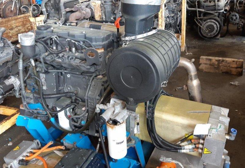 Motor ISB4 5 EV 140H - 3