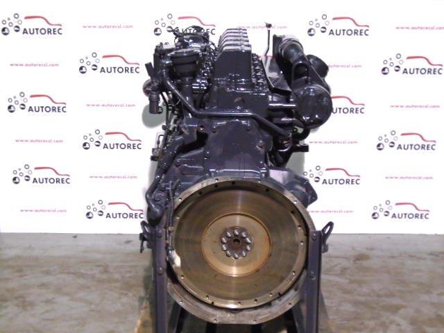 Motor D 2866 LF 34 Man F 2000 19.314 - 3