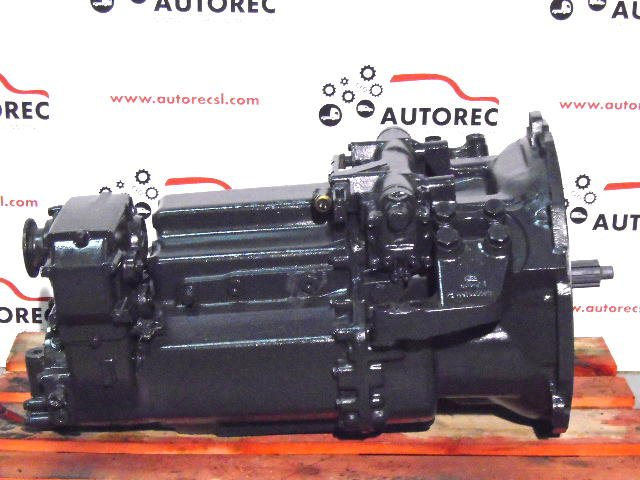 Caja cambios G 4/95-6/90 Mercedes MK 1227 - 2