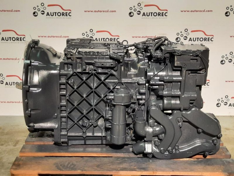 Caixa canvis AT 2412 D + IT Renault Premium 460 dxi - 1