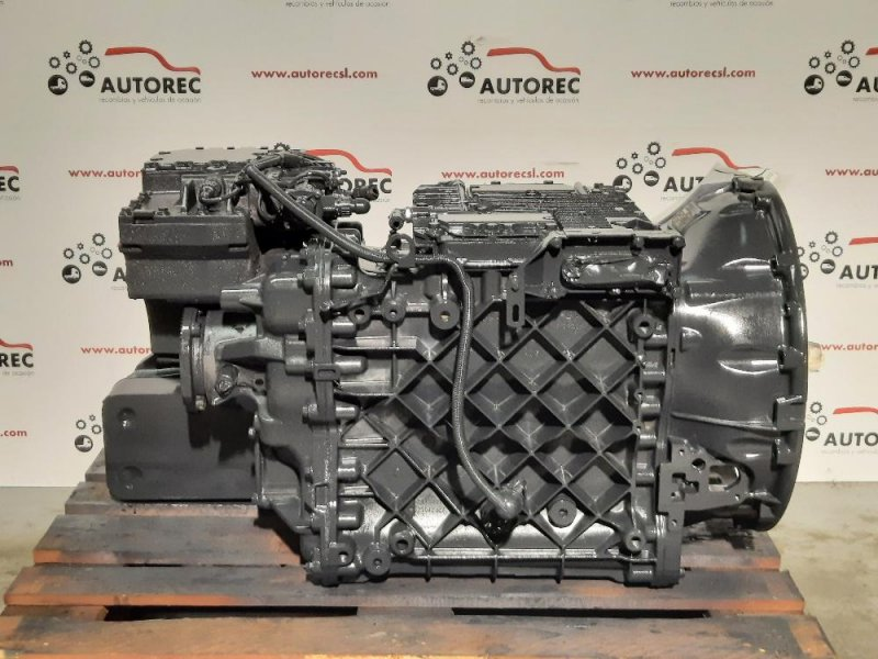 Caixa canvis AT 2412 D + IT Renault Premium 460 dxi - 2
