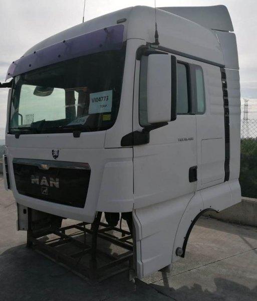 Cabina Larga-alta Man TGX 18.480 - 2