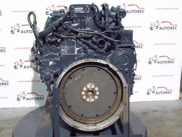 Motor DC 9 18 Scania - 3