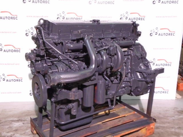Motor F3 AE 0681 D Iveco Eurostar 440E43 - 1