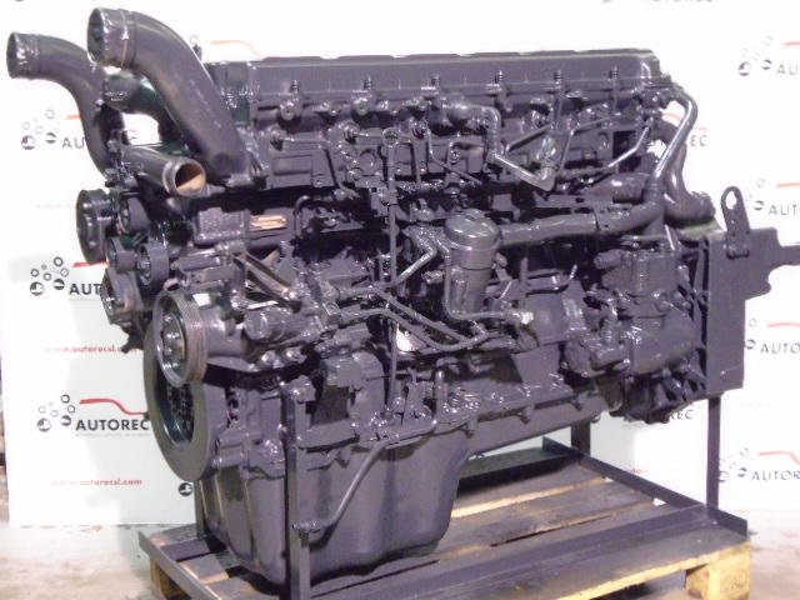 Motor D 2676 LF07 Man TGX 18.480 - 1