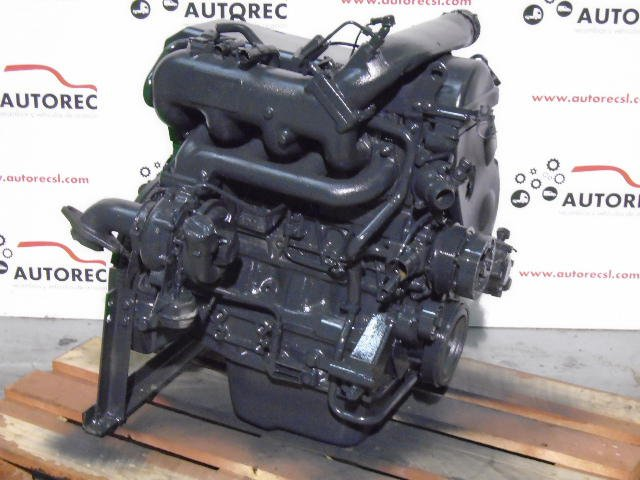 Motor 8140.43 N Iveco Daily 65C15 - 1
