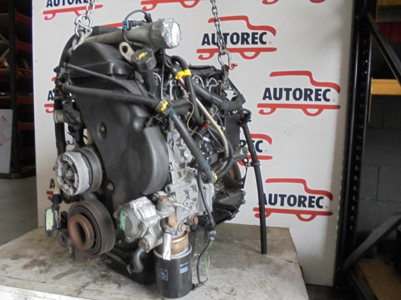 Motor 8140.43B Iveco Daily 29L11 - 2