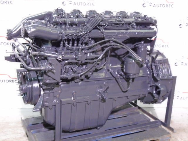 Motor DC 9 01 Scania 94D 94D230 - 1