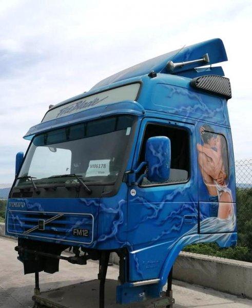 Cabina Larga-baja Volvo FM12 - 1
