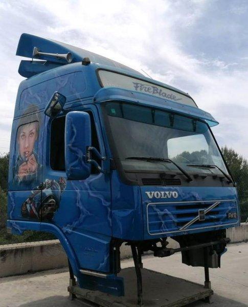Cabina Larga-baja Volvo FM12 - 2